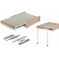 Выдвижные столы