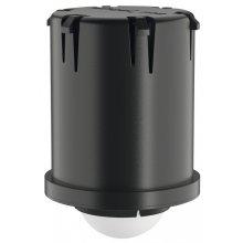 Мебельная ножка ролик пластик черный 50 мм 30 кг