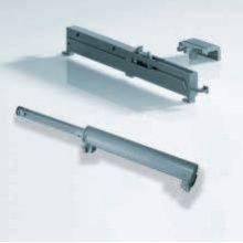 Амортизатор для верхней и нижней части выдвижной колонны