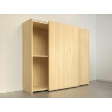 Finetta Flatfront L 70 F FB для 2х дверей ширна 2531–2930 мм