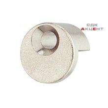 Дзеркалотримач D11х7 мм, цамак, хромированный