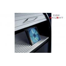 Профиль для подставки CD 11 строк 3000мм, алюминий, цвет серебристый