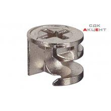 Корпус стяжки Minifix 12/12 цинк никелиров.