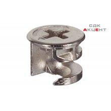 Корпус стяжки Minifix12R/12 цинк без покрытия