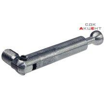 Стяжка Minifix для соединения отверстий длина резьбы 7,5 мм сталь оцинков.B24/M6