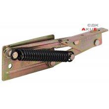 Механізм для відкидної полиці з пружиною сталевий оцинкований 12кг