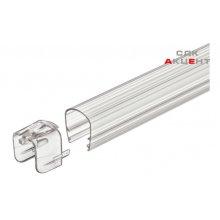 Заглушка для Tubos 5024, 307 мм, пластмасса прозрачная
