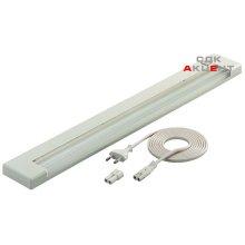 Подвесной светильник Tubos 5014, 13 Вт/555 мм цвет: белый