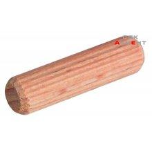 Дюбель-шкант 8х50 мм, буковый