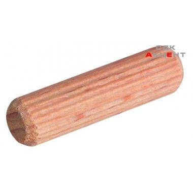 Дюбель-шкант 8х30 мм, буковый