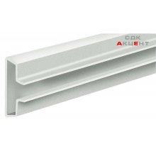 Профиль для навески для системы Deko-Wall 88 алюминий 1000 мм
