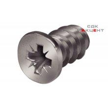 "Винт ""VARIANTA ASP"", плоский, 5х10.5 мм, сталь оцинк."