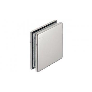 Крепления для стекла, среднее, нержавеющая сталь, 10-12 мм