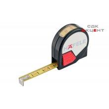 Рулетка цвет: черный / желтый 3,0 м