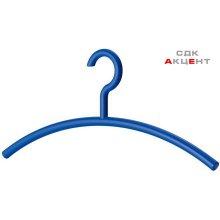 Вешалка для одежды с крючком ультрамарин 450мм