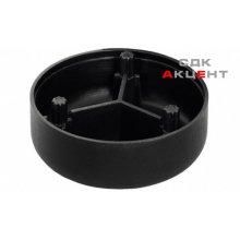 Адаптер для опоры Н 45 мм, пластмасса, черный