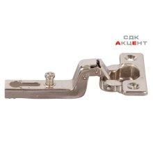 Петля METALLA-MINI SL 94 внутренняя стальная матовая никелированная