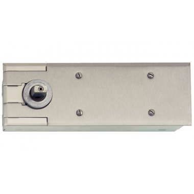Дверной доводчик DCL40 с фиксацией для дверей, открывающихся в обе стороны 90 ° и 85 °